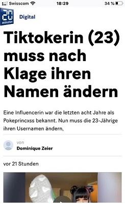 kein-markenschutz-influencer-muss-namen-aendern